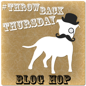 Throwback Thursday blog hop