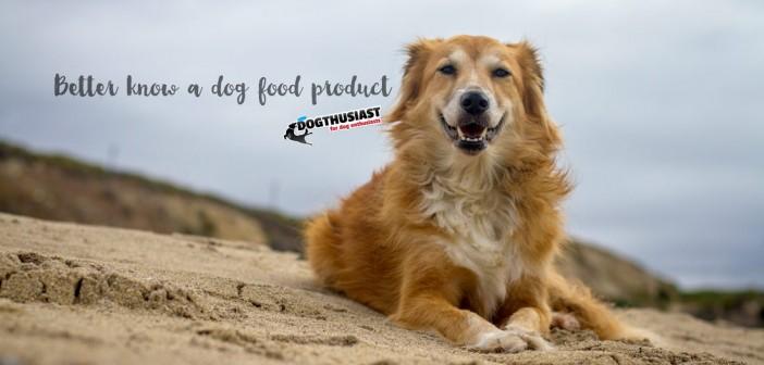 Dog food ingredient list