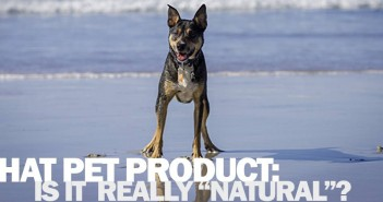 "Is the pet product really naturally sourced or ""all natural"" as described?"